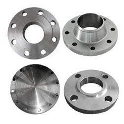 Stainless Steel Flanges, Weld Neck Flanges, Slip On Flanges
